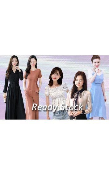 Ready Stock Fashion
