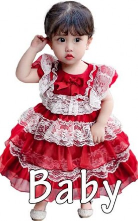 Baby / Kid - Gown and Party Dress