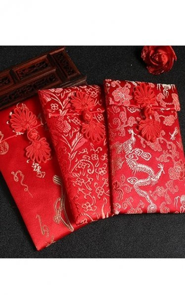 CNY / Wedding - Red Packet - OAA001