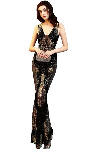 4.5✮- Maxi Dress - FKLD18198