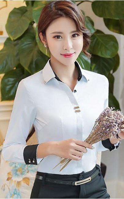 4.5✮- Formal Shirt - FOBC1705