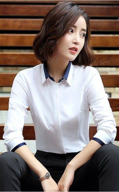 4.5✮- Formal Shirt - FOBC181