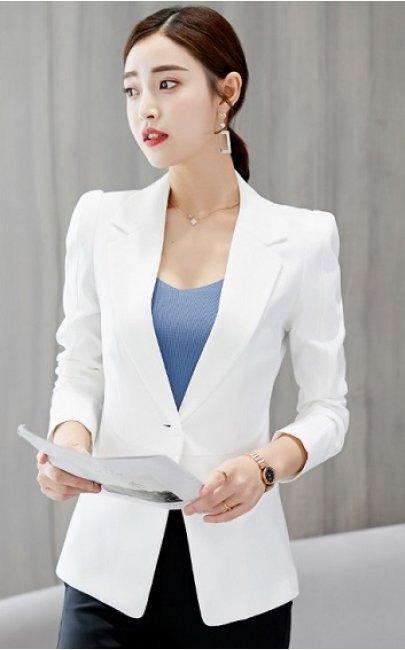 4✮- Office Coat - FOCJ133