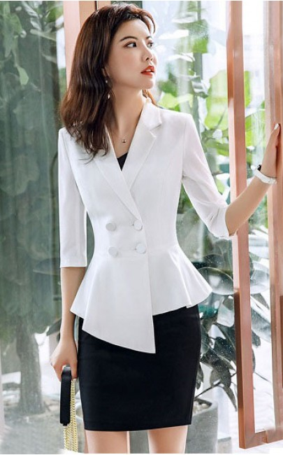 4.5✮- Professional Suit (Coat+Skirt) - FOEB1906B