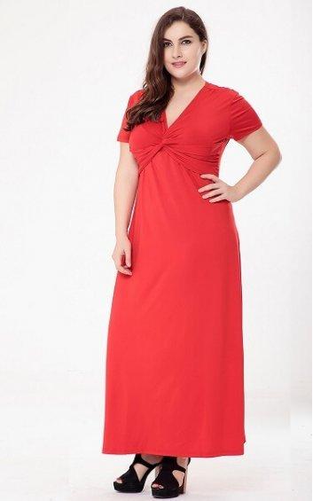 4.5✮- Maxi Dress (Plus) - FPAC0057