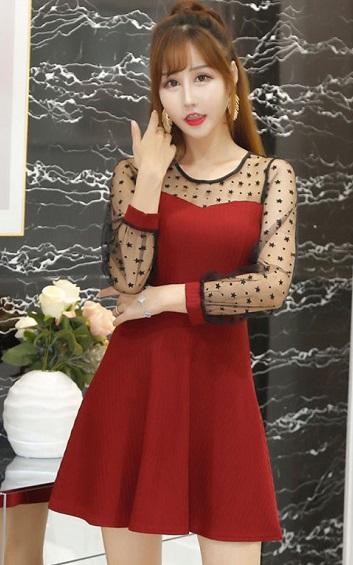 4✮- Mini Dress - AMFT92166