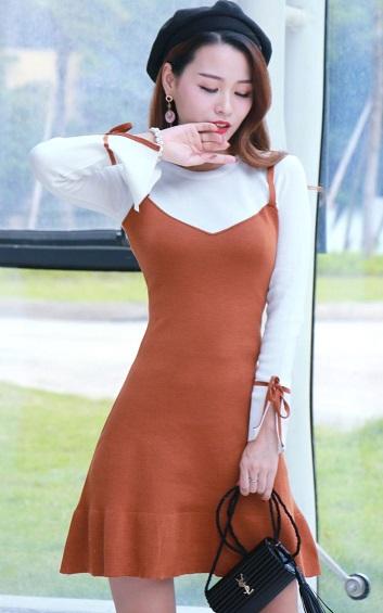 4✮- Mini Dress - AMFT92167