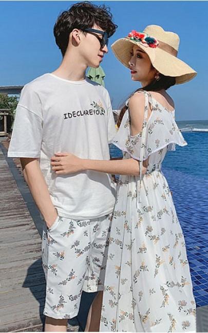4✮- Couple ( Top / Short / Dress) - BRFT97354