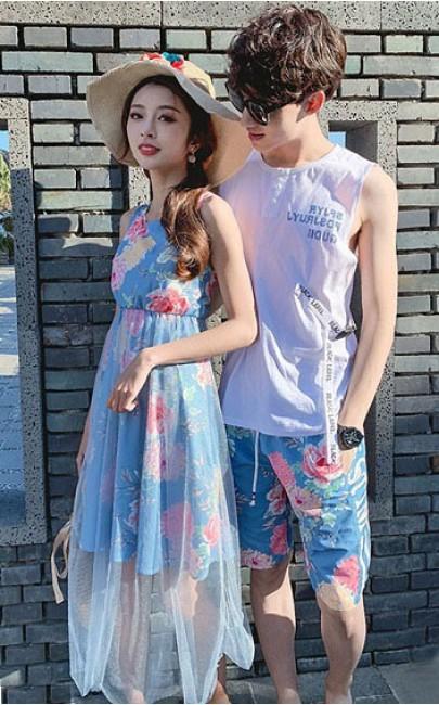 4✮- Couple ( Top / Short / Dress) - BRFT97355