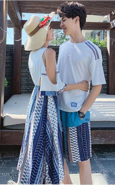 4✮- Couple ( Top / Short / Dress) - BRFT97357