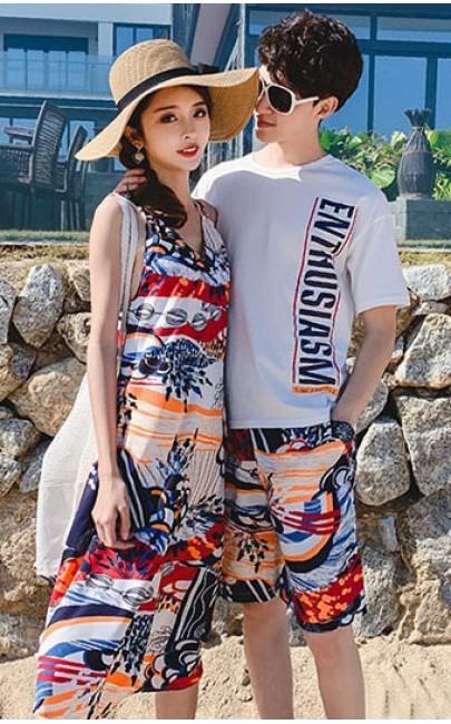 4✮- Couple ( Top / Short / Dress) - BRFT97360