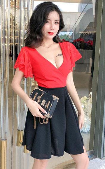 3✮- Mini Dress - CTFM5639