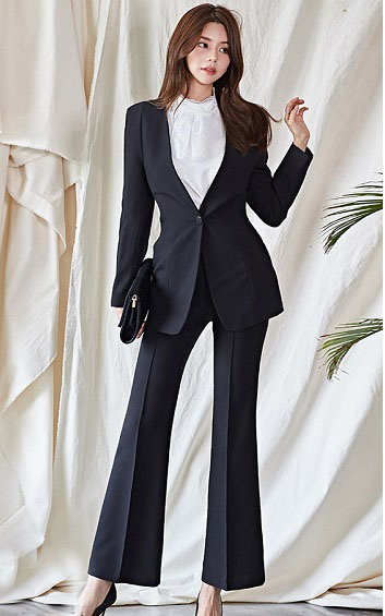 4.5✮- Professional Suit (Coat+Pants) - FLFM28115