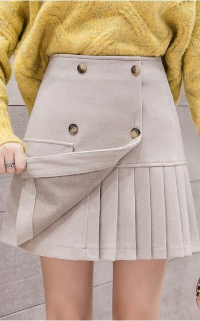 4✮- Mini Skirt - FTFM30453 / Y10801