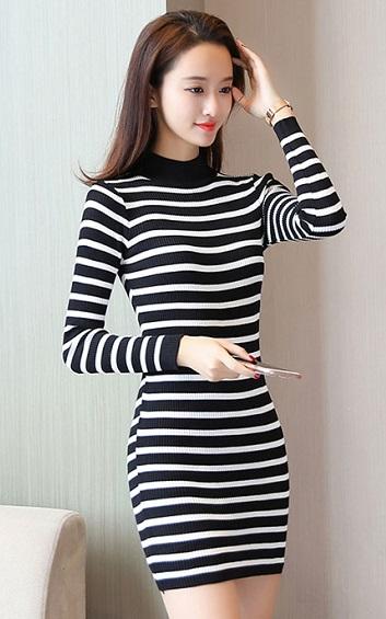 3✮- Mini Dress - FUFM30689