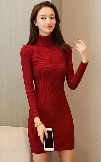 3✮- Mini Dress - FUFM30692