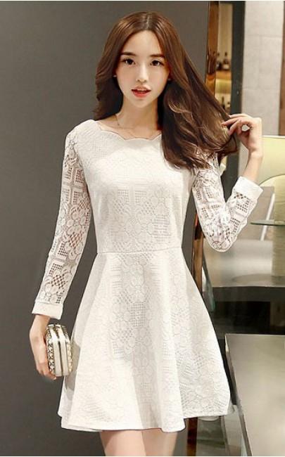 3✮- Mini Dress (Small Cutting) - FUFTY8133