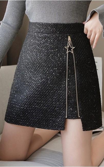 4✮- Mini Skirt - FZFM32745