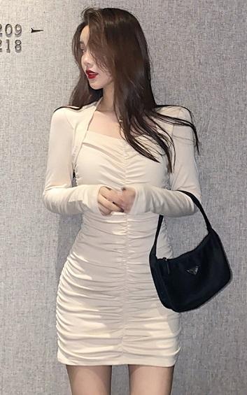 4✮- Bodycon Mini Dress - GCFM34037