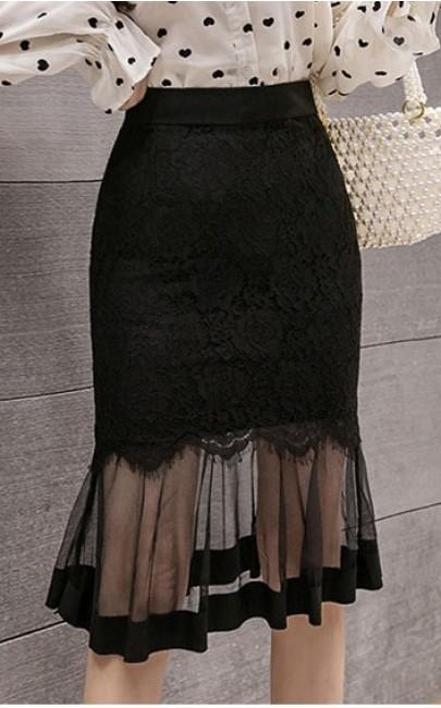 4✮- Mini Skirt - GJFM37036
