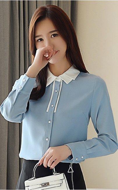 4✮- Office Shirt - GKFM37338 / Y12468