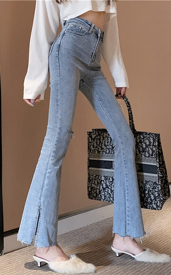 4✮- Denim Pants - GUFS642