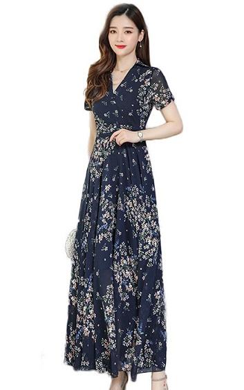 4✮- Maxi Dress - HAFS2367