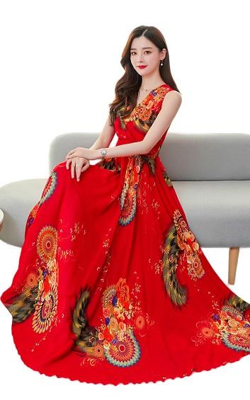 4✮- Maxi Dress - HAFS2368