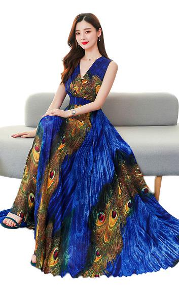 4✮- Maxi Dress - HAFS2373