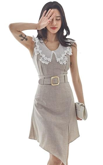 4✮- Bodycon Dress (Top+Skirt) - HCFS3265