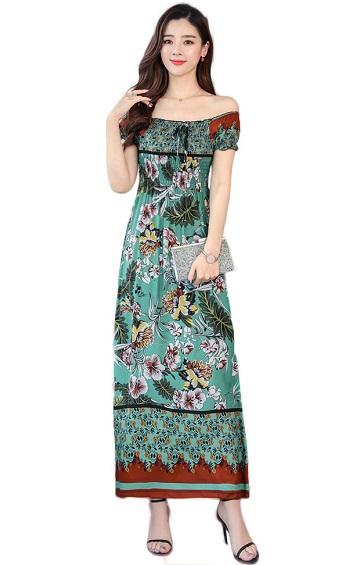 4✮- Maxi Dress - HEFS4524