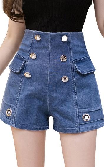 4✮- Denim Shorts - HGFS5399
