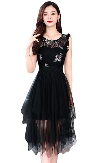 4✮- Mini Dress - HJFS7159