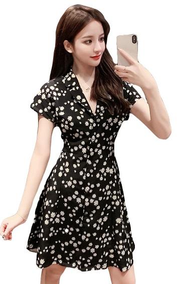 4✮- Mini Dress - HJFS7228