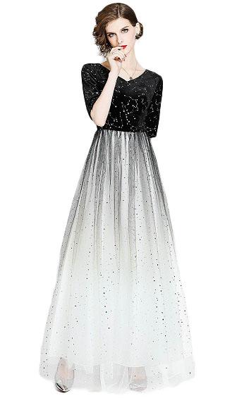 4✮- Maxi Dress - HLFS7794