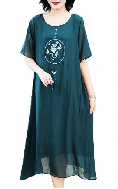 4✮- Midi Dress - HTFS11873
