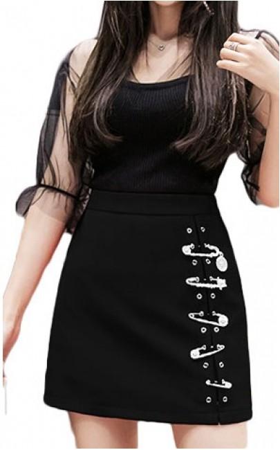 4✮- Mini Skirt - HVFS13379