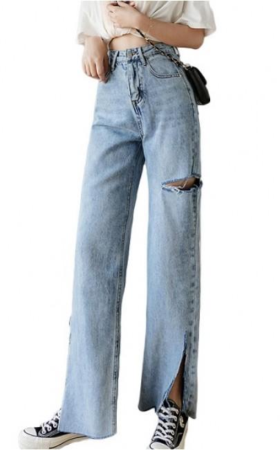4✮- Denim Pants - IDFS18231