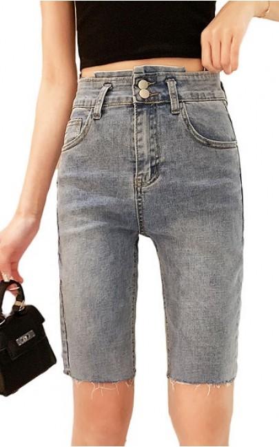 4✮- Denim Shorts - IFFS20260
