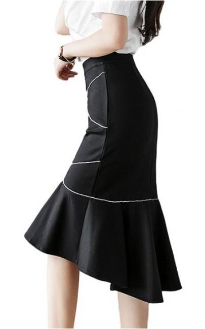 4✮- Mermaid Knee Skirt - IGFS20989