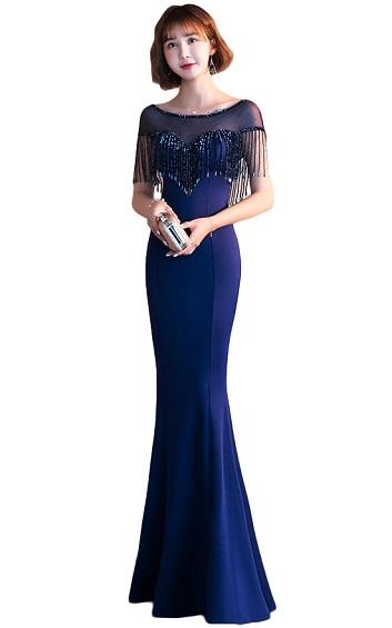 4✮- Maxi Dress - ILFS24279
