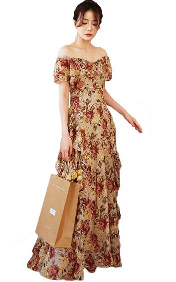 4✮- Maxi Dress - IOFS27352