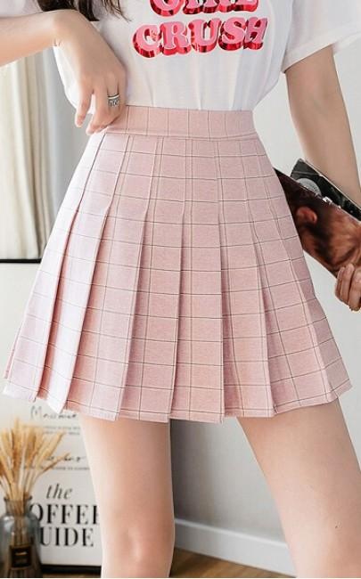 4✮- Divided Mini Skirt - IWFY11124
