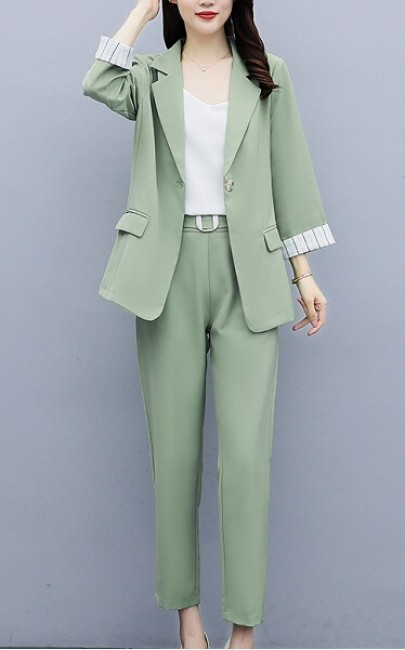 4✮- Set (Coat+Pants) - JAFS40456