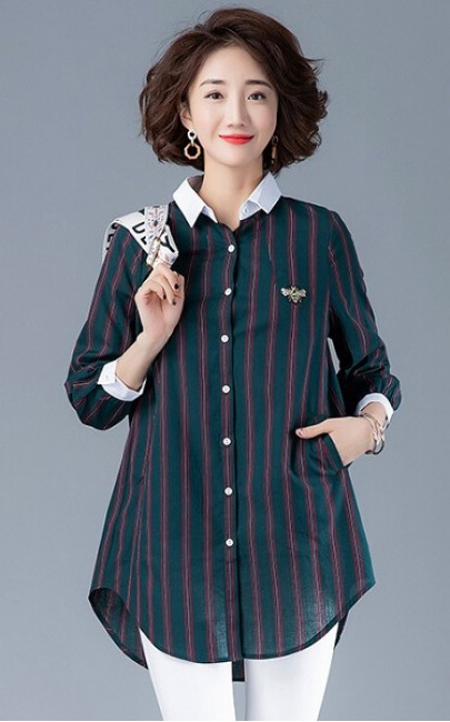 4✮- Casual Shirt - JAFS42319