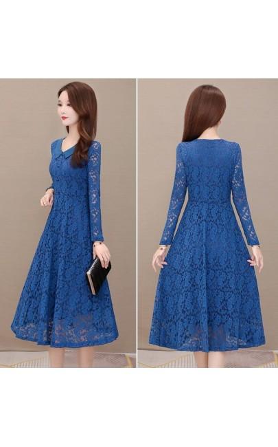 4✮- Knee Dress (Small Cutting) - JBFS43389