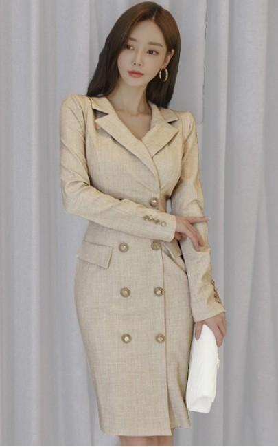 4✮- Bodycon Dress - JEFS47182