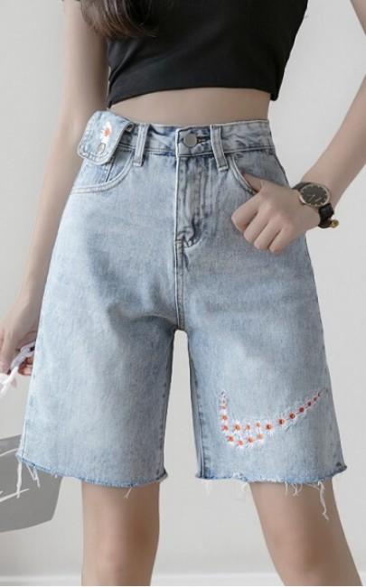 4✮- Denim Shorts - JFFS47407