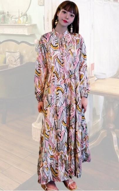4✮- Maxi Dress - JFFS47553