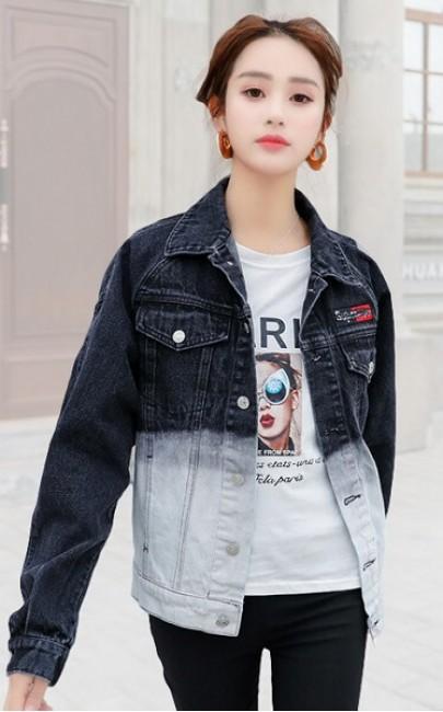 4✮- Denim Jacket (Oversizes) - JHFS49871